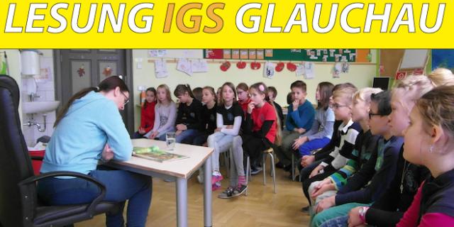 Lesung IGS Glauchau